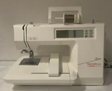 Bernina Bernette Deco 500 Embroidery Machine W/ Cover & 2 Hoops 1 Disk Tested