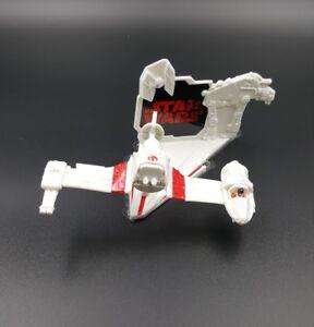 Star Wars The Last Jedi - Ski Speeder Cake Topper Kids Birthday Children Ship