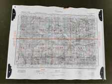 Le Vigan (19), carte seconde guerre, WW2