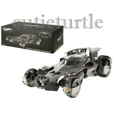Hot Wheels Elite Batman V Superman Batmobile Dawn Of Justice 1:18 Diecast CMC89