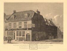 GOLDSMITHS ARMS PUB, 96 Southwark Bridge Road. Originally 'The Grotto' 1834