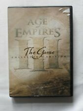 Age Of Empires 3 Collectors Edition PC game Microsoft FREE SHIPPING