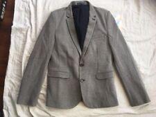 Burton Grey Slim Fit Jacket Medium M Used Vgc Bargain