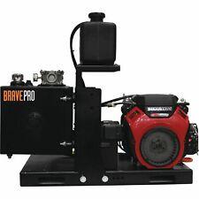 Bravepro Hydraulic Power Pack Withhonda Gx Engine 688cc 14 Gpm 2000 Psi 20 Gal