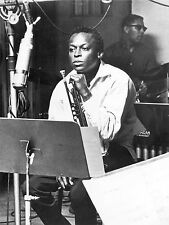 Miles Davis Kinda Blue Jazz Vintage 18X24 POSTER