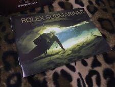 ROLEX BOOKLET LIBRETTO SUBMARINER 14060 16610 16613 SEA-DWELLER 16600 ENG 9.2007