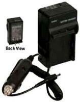 NP-400 BC-400 Charger for Konica Minolta DiMAGE A1 A2 Maxxum 5D 7D Camera