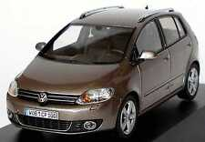 VW VOLKSWAGEN GOLF VI 6 PLUS TSI 2009 5 PORTES KASHMIR BROWN METAL SCHUCO 1/43