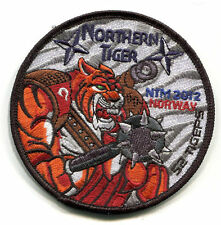 NTM NATO TIGER MEET νeΙcrο PATCH COLLECTIONS: NTM 2012 NORTHERN TIGER NORWAY