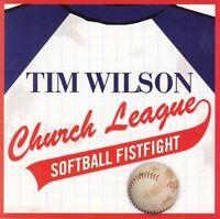 Wilson, Tim .. Church League Softball Fistfight