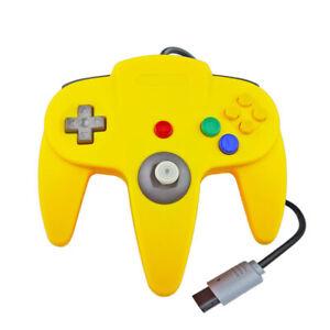 Nintendo 64 N64 Controller Video Game Console Gamepad Joystick Joypad Wired