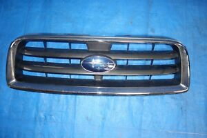 JDM Subaru Forester SG5 Cross Sports Front Grille 2003-2005 Grill Original OEM