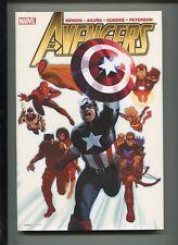 The Avengers by Brian Michael Bendis Vol 3 - Return of Osborn - (Vf) 2012 Hc