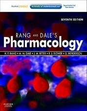 Rang & Dale's Pharmacology: with STUDENT CONSULT Online Access (Rang and Dale's