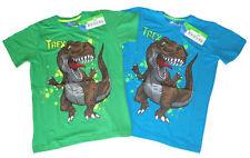 Markenlose Jungen-T-Shirts & -Polos mit Rundhals-Ausschnitt und Motiv