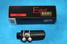 Bari Esprit Soprano Sax Mouthpiece, Ligature & Cap Set, Round Chamber, ESKSSP
