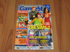 GameStar 09/2004 PC Spiele Magazin + Vollversionen Anstoss 3 + Anstoss Action
