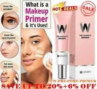 [W.AIRFIT]W-PRE-PORE PRIMER Moist Whitening Concealer Foundation Primer Makeup