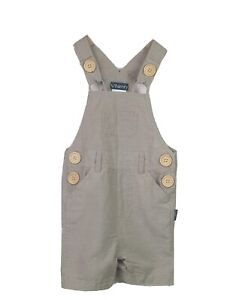 Love Henry  Overalls Size 2 Cotton Pale Brown