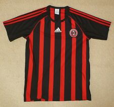 New AC MILAN ACADEMY MILANO Small Mens Soccer Football Club Jersey Shop Quality