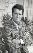 JAMES GARNER PORTRAIT THE ROCKFORD FILES RARE ORIGINAL '75 NBC TV PHOTO NEGATIVE