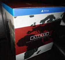 HITMAN Edition Collector Limitée - 100% Français - PlayStation 4 - NEUF  B