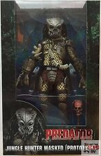"JUNGLE HUNTER MASKED GORT Neca PREDATOR 30th Anniversary Series 18 2017 7"" Inch"
