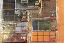YU-GI-OH HEROCLIX BATTLE OF THE MILLENNIUM OP KIT 1 2 3 4 5 6 + Zepplin map set