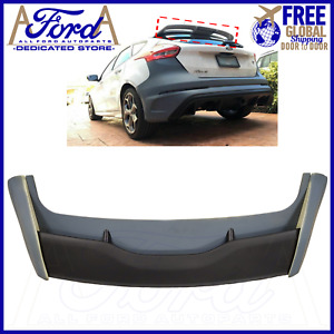FORD FOCUS RS 2015-2018 REAR BUMPER ROOF SPOILER WING NEW G1EY-17757 G1EY-17906