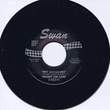 MICKEY LEE LANE - HEY SAH-LO-NEY (Hot Northern Soul) / WES DAKUS - SOUR BISCUITS
