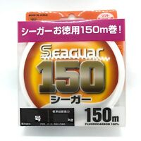 Seaguar 150 Fluorocarbon Leader 150m Select Line Weight