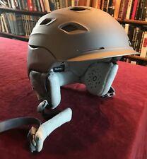 Smith Vantage Ski Snowboard Helmet Adult Medium 55 - 59 CM Silver