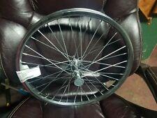 "Front Bicycle 20"" Wheel 5/16 axle Chrome Steel 36 Hole New WheelMaster"