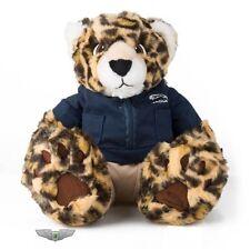 Jaguar Merchandise New Echt Cuddly Soft Toy Bear Cub Mascot 50JDTY744BNA