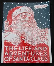 The Life and Adventures of Santa Claus by Julie Lane (2009, Paperback, Revised)