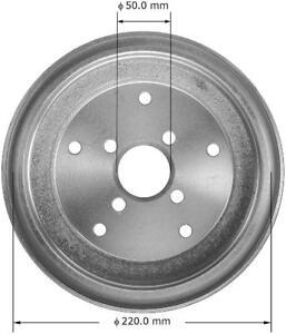 Premium Brake Drum-2 Door Rear BENDIX PDR0544 - 12 Month Warranty