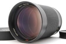 【NearMint+】Contax Carl Zeiss Planar T* 135mm F/2 AEG Lens CY Mount (561-E22)