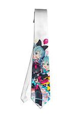 Hatsune Miku Vocaloid Video Game Necktie Neck Tie Anime Manga Cosplay