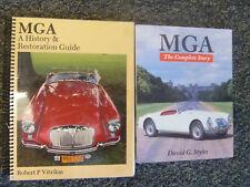 MGA BOOKS RESTORATION GUIDE COMPLETE STORY STYLES VITRIKAS 1500 1600 MK II
