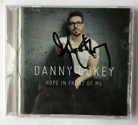 Hope in Front of Me CD AUTOGRAPHED Danny Gokey CHIP IN CASE SEE LISTING