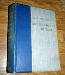 Illustrated Notes on English Church History, Volume 1 & 2 by Rev Charles Lane HB