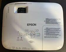 Epson PowerLite Home Cinema 705HD LCD Projector