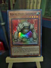 Rempart Koa/'ki Meiru Super Rare Français 1st SESL-FR050 Yu-Gi-Oh