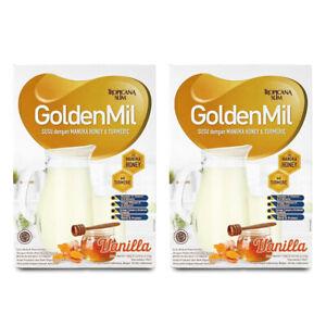 [TROPICANA SLIM] GoldenMil Manuka Honey ...