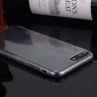 Crystal iPhone 8 Plus Clear Case Front+Back Cover Transparent Soft TPU For Apple