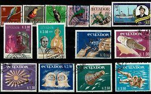 Ecuador-kleines Lot
