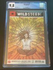 Wild Storm #9 CGC 9.8-NM-1st print-Warren Ellis-Jon Davis Hunt-DC/Wildstorm
