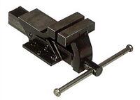 Schraubstock B.125mm Spann-W.125mm mit gr.Amboß WABECO Rohrspannbacken