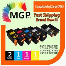 5x Toner for Fuji Xerox DocuPrint CP105b CP205 CP205W CM205 CM205b CM205FW