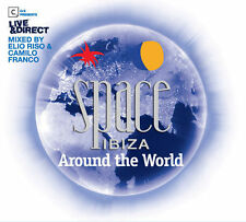 Space Ibiza Around The World (SEALED 3xCD) Steve Lawler Tim Deluxe Chuckie LMFAO